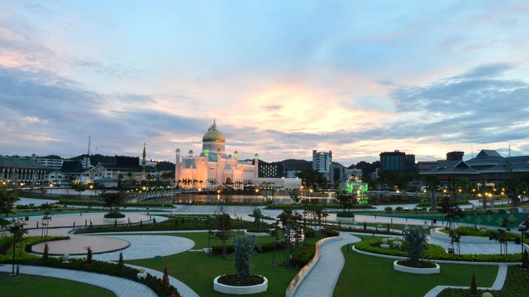 Homosexuality was punishable by jail in Brunei until the new rules are implemented