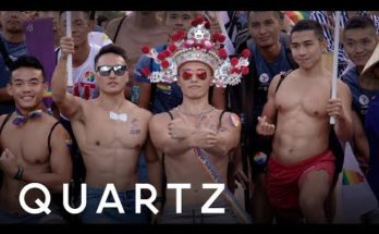 Gay Sharing How Taiwan became the most LGBT-friendly country in Asia