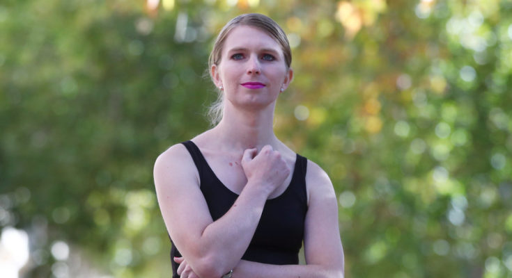 Gay Sharing 'I'm Really Opening Myself Up': Chelsea Manning Signs Book Deal