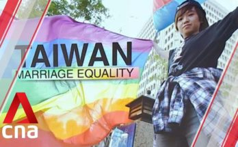Gay Sharing Taiwan becomes first in Asia to legalise same-sex marriage