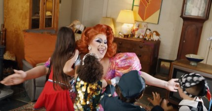 """Nina West in music video """"Drag is Magic"""""""