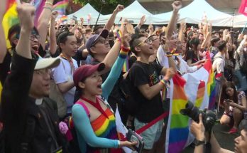 Gay Sharing As Taiwan makes same-sex marriage legal, celebrate Pride around the world