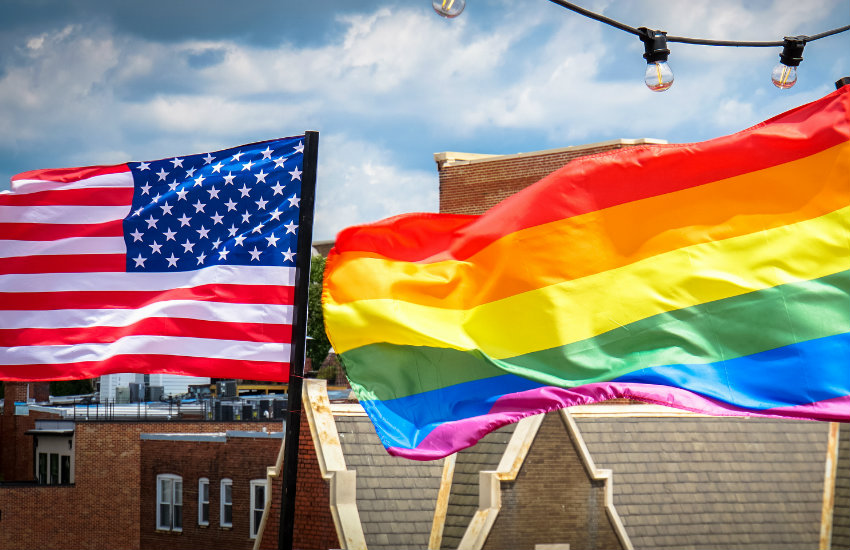 Trump administration to US embassies: 'You can't fly rainbow flags'