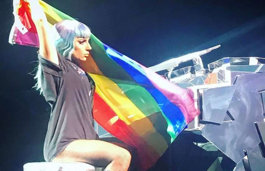 Lady Gaga wants you to start asking people's pronouns