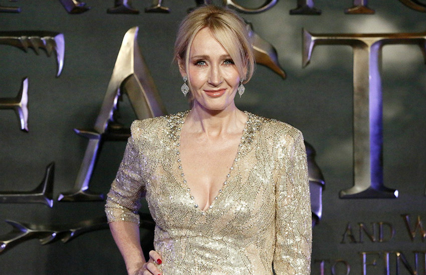 Author JK Rowling under fire for alleged anti-trans views