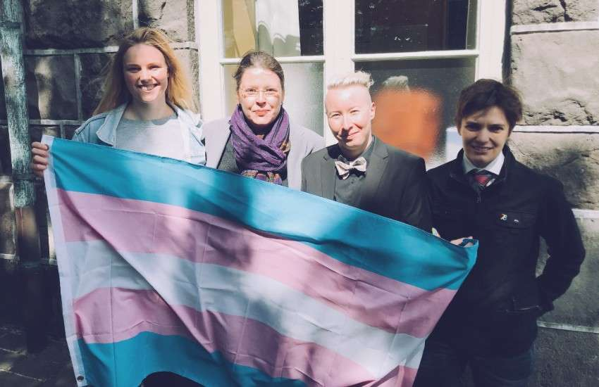 Iceland passes identification law dismissing lengthy medical process for trans people