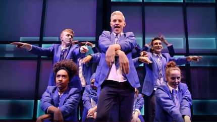 Everybody's Talking About Jamie West End star John McCrea
