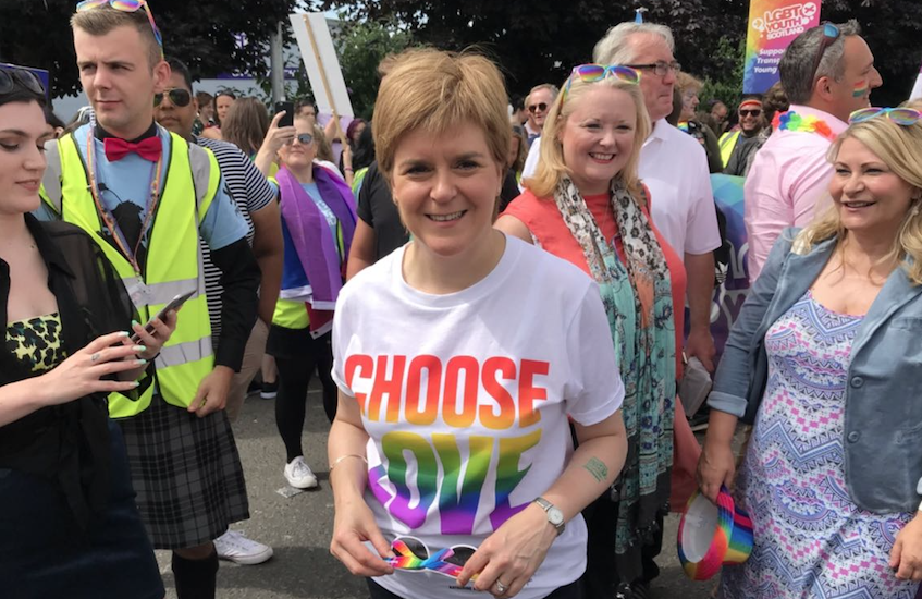 LGBTI people in Glasgow left with no official Pride after rival groups fail
