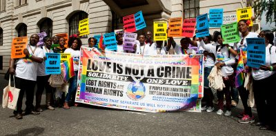 Pride in Pictures: London, England