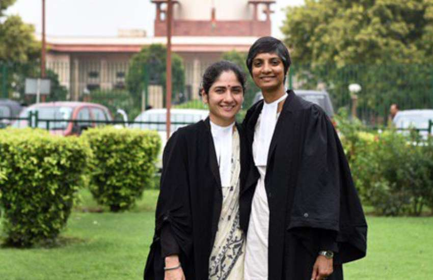 Lawyers who fought to end gay sex ban in India open up on being a couple