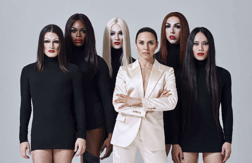 Mel C will join the Sink The Pink crew at the huge Troxy in East London