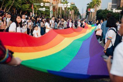Pride in Pictures: Taipei