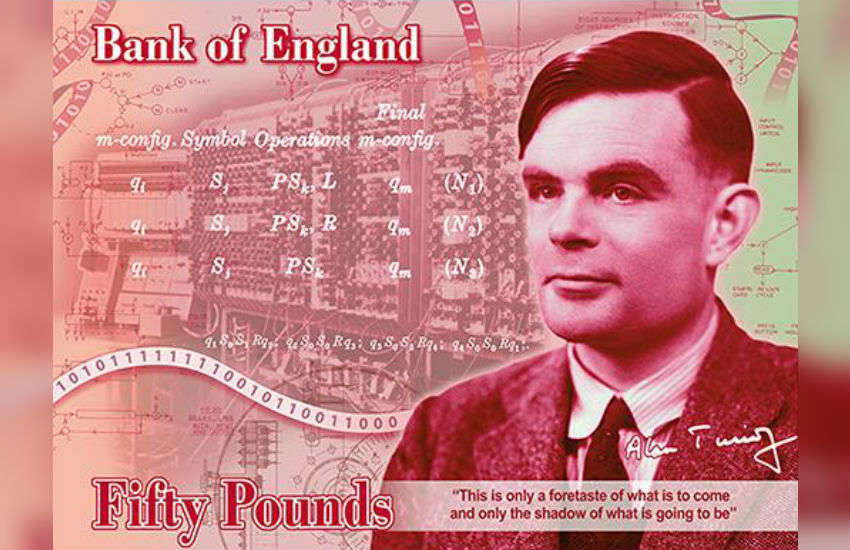 Why putting Alan Turing on a banknote is something to celebrate