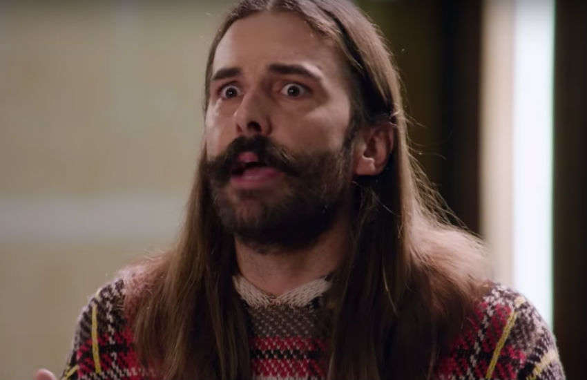 Queer Eye's Jonathan: 'I got called f****t every ten steps I took' in school
