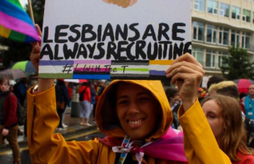 Never mind the rain: 15+ images of this year's Pride in Liverpool