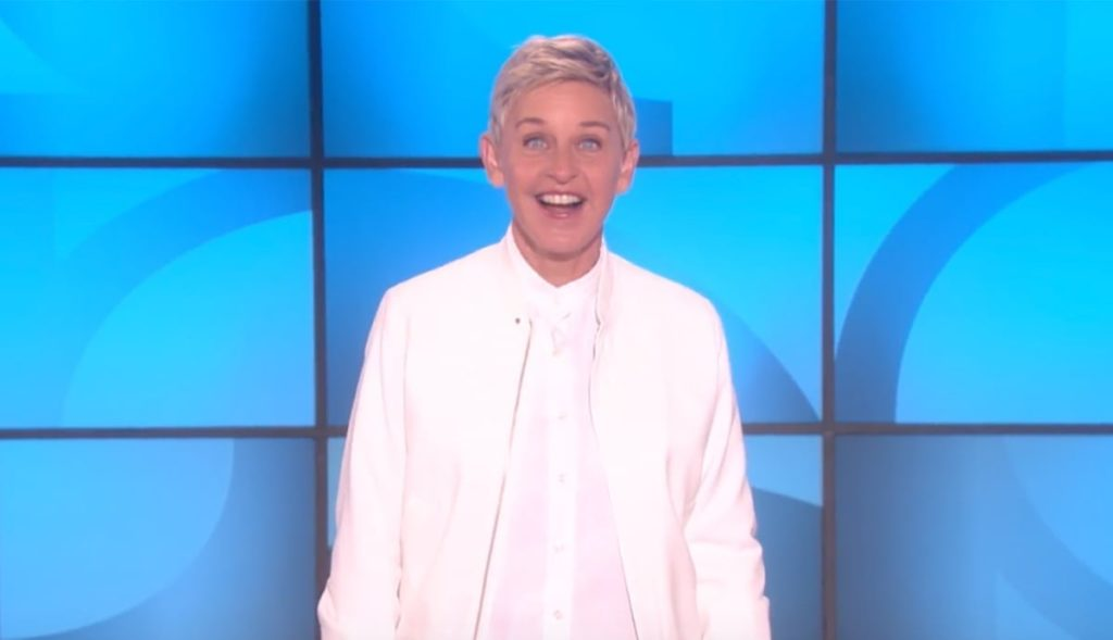 DeGeneres came out on the cover of Time magazine (The Ellen Show)