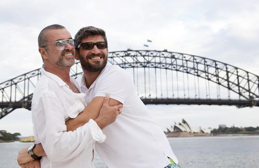 George Michael's ex Fadi Fawaz arrested for allegedly 'smashing up' late singer's mansion