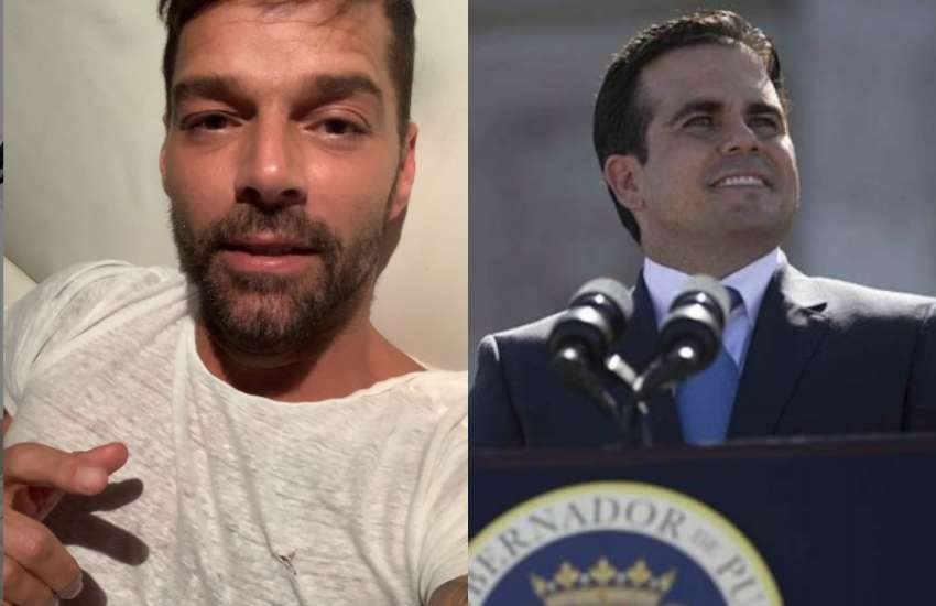 Ricky Martin reacts to Puerto Rico governor's resignation: 'We did it'
