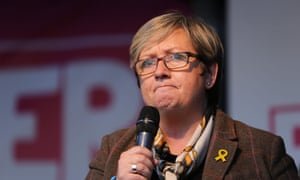 The SNP's Joanna Cherry was involved in recent legal action aimed at forcing the prime minister to comply with the Benn act.