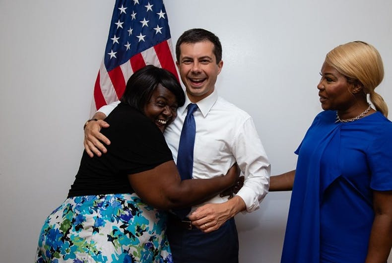 Can Mayor Pete's cash pile make up for his lack of African-American support?