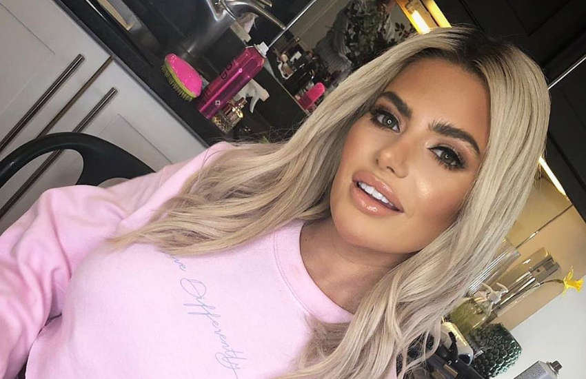 Love Island star Megan Barton-Hanson on her first time with a woman