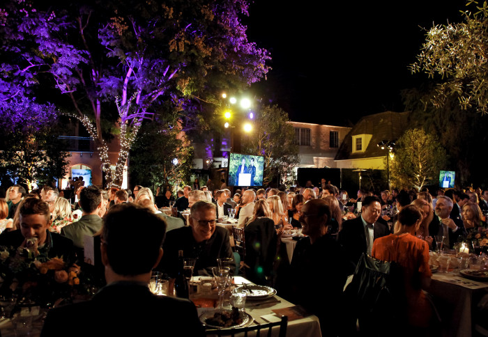 A general view at the Family Equality Los Angeles Impact Awards 2019 at a Private Residence