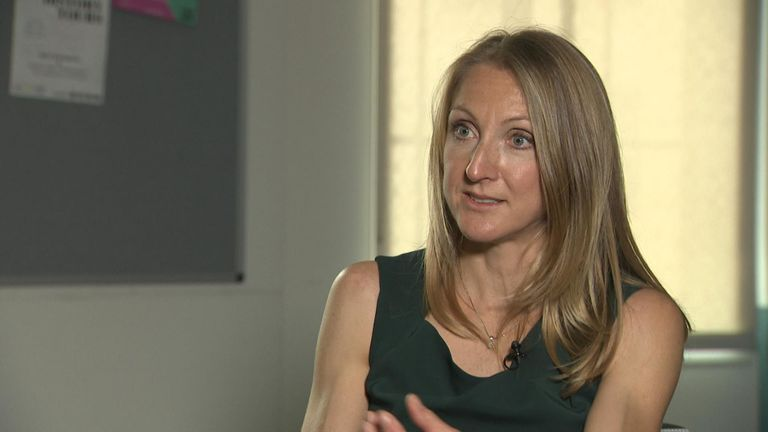 Marathon world record holder Paula Radcliffe was asked how seismic will the Caster Semenya decision be for womens sport.