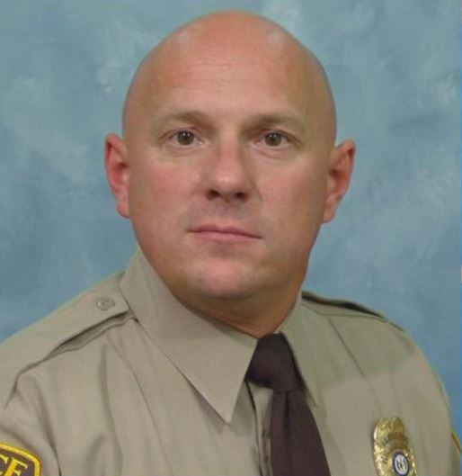 Sgt. Keith Wildhaber, an officer within Missouri's St. Louis County Police Department