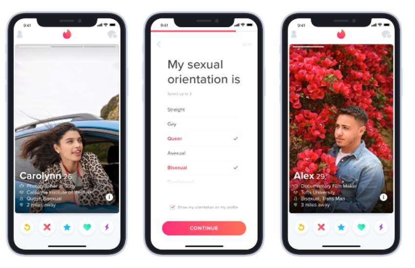 Tinder will start warning LGBTI users when they're in dangerous countries