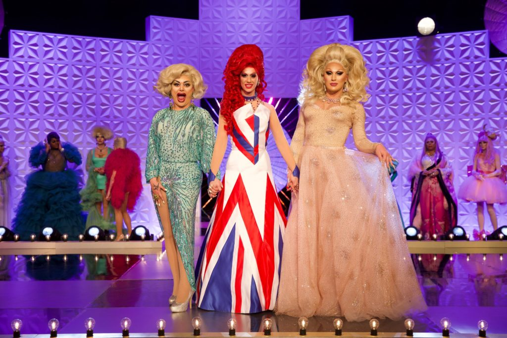 Drag Race UK finalists