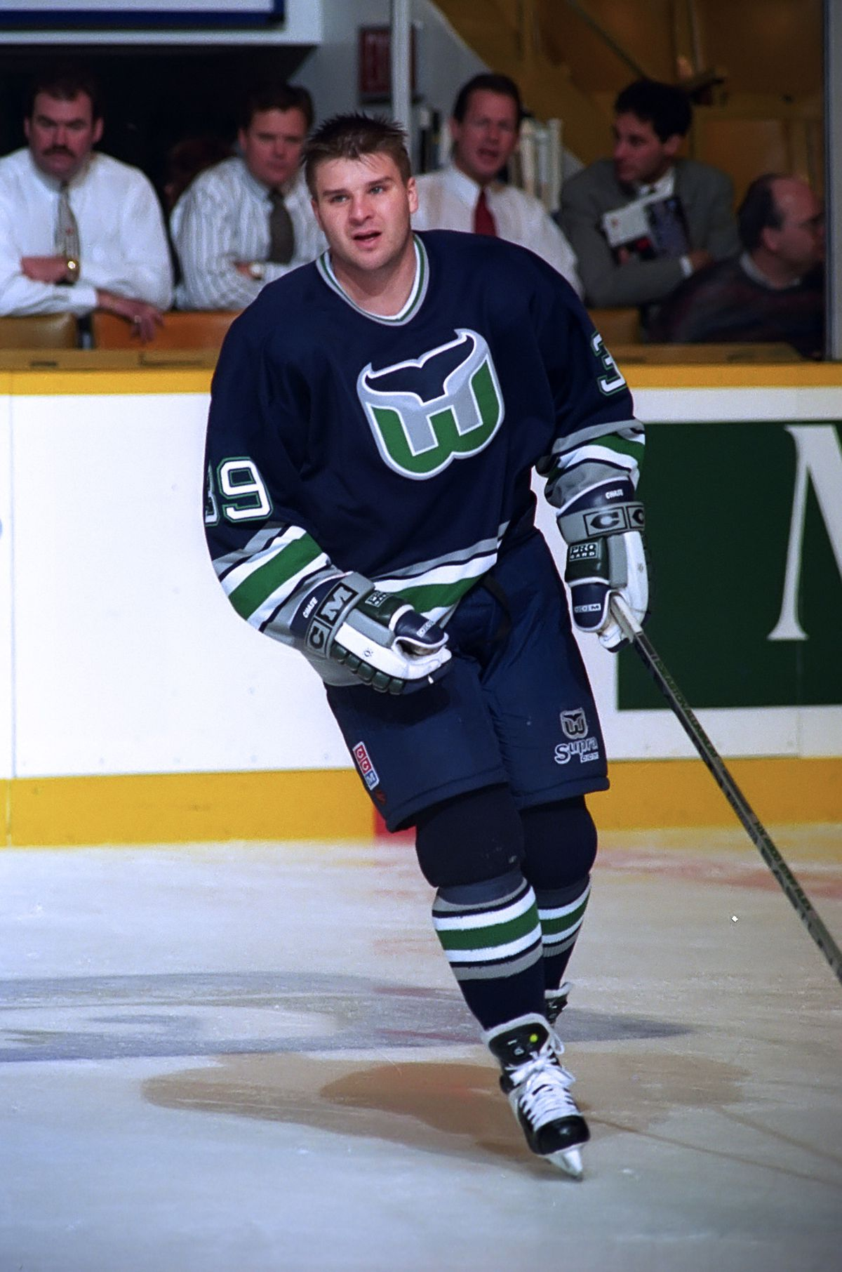 Hartford Whalers v Toronto Maple Leafs