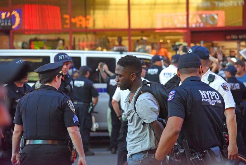 JULY 7 2016: Several thousand activists rallied & marched to protest recent police-involved shootings in Minnesota & Louisiana.