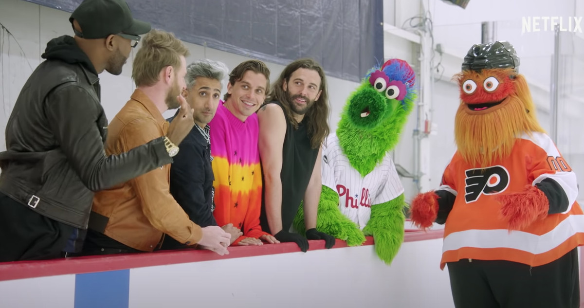 Queer Eye Gritty Philly Philadelphia Phanatic