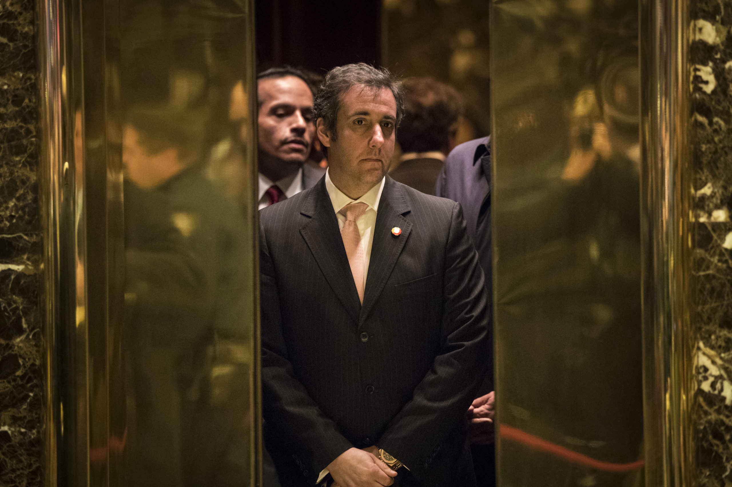 Former fixer to Donald Trump, Michael Cohen, made the allegations