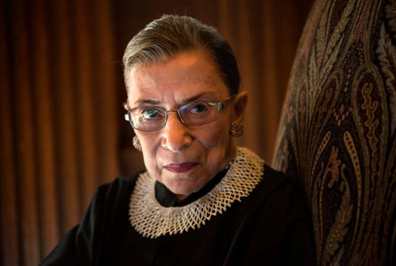 "The ""Notorious RBG"" has passed. This is how the country is mourning."