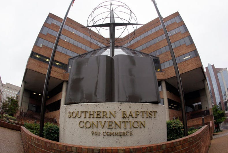 Headquarters for the Southern Baptist Convention