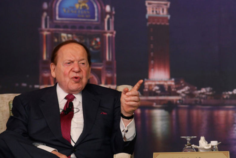 GOP megadonor Sheldon Adelson didn't care about LGBTQ issues, but he harmed us anyway
