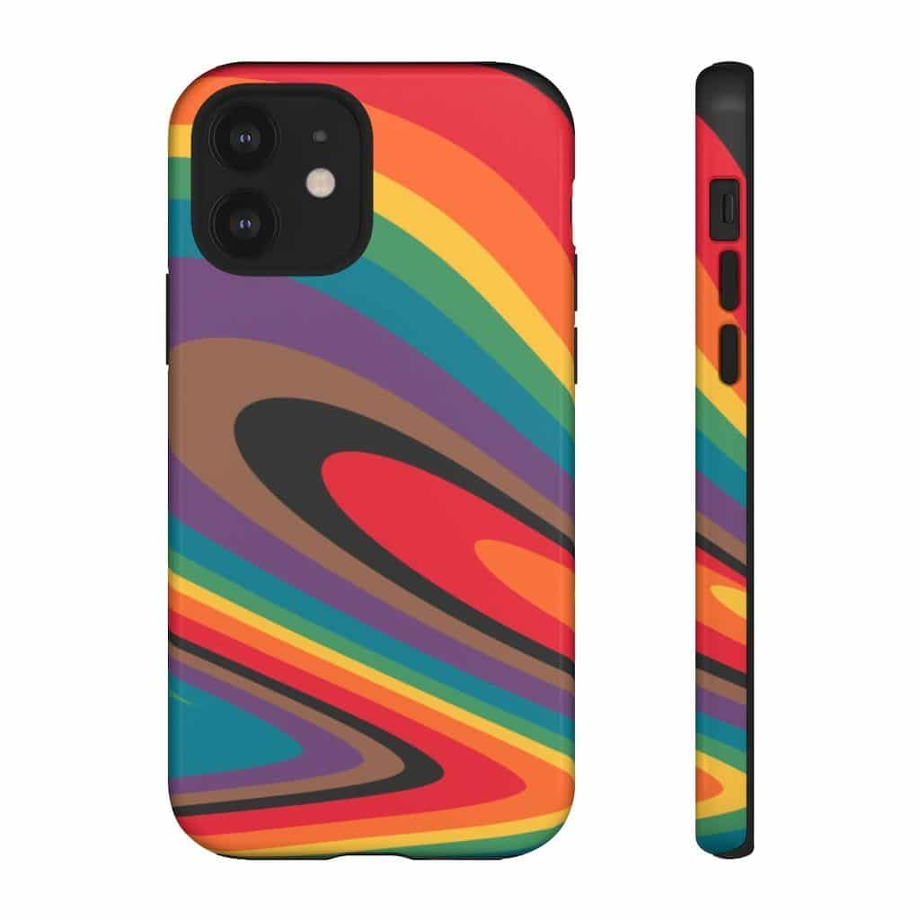 The Inclusive Pride Flag Phone Case For Apple & Samsung. (PinkNews)