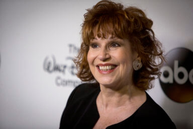 "<div>Q&A: ""The View"" Co-Host Joy Behar Opens Up About LGBTQ Issues</div>"