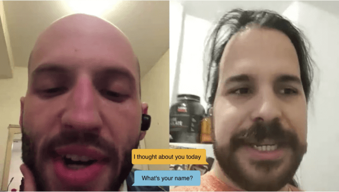 Online Drama About Grindr Encounter Probes the Nature of Borders