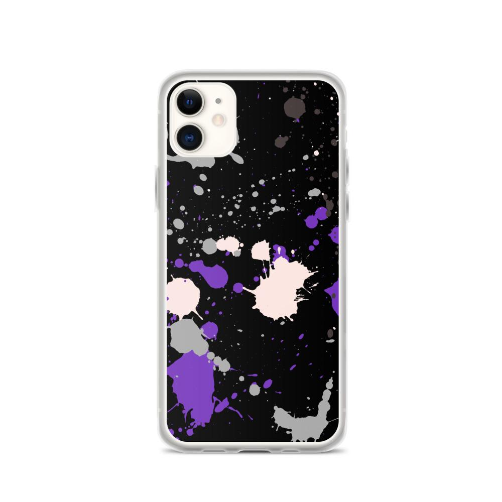 The Asexual Paint Splash Phone Case. (PinkNews)
