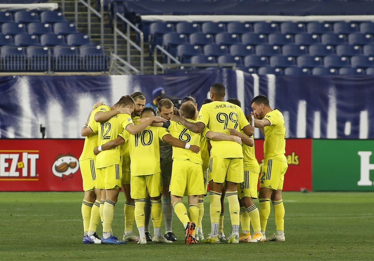 SOCCER: NOV 20 MLS Cup Playoffs Eastern Conference Play-In - Inter Miami CF at Nashville SC