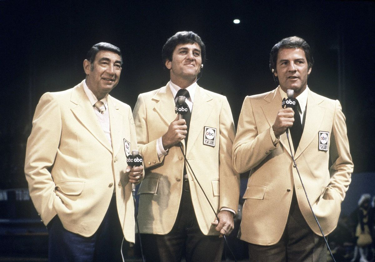 ABC's Don Meredith - File Photos