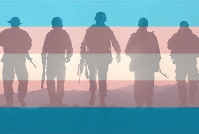 Transgender service members are a valuable part of America's military