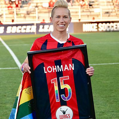 Joanna Lohman retired in 2019.