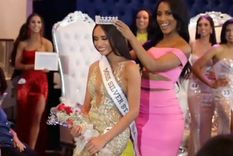 transgender nevada beauty queen Kataluna Enriquez