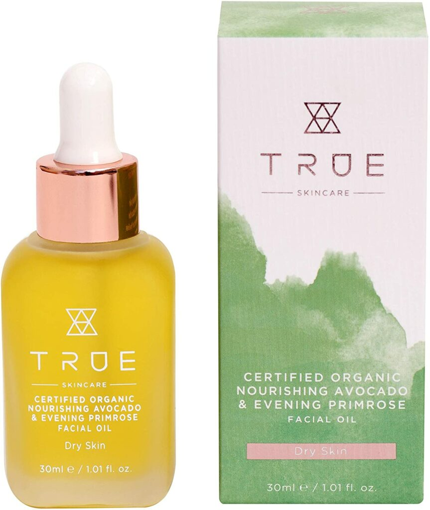 The Nourishing Avocado & Evening Primrose Facial Oil has sold out at Boots but is still available on Amazon.
